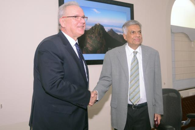 Neven Mimica with Hon PM