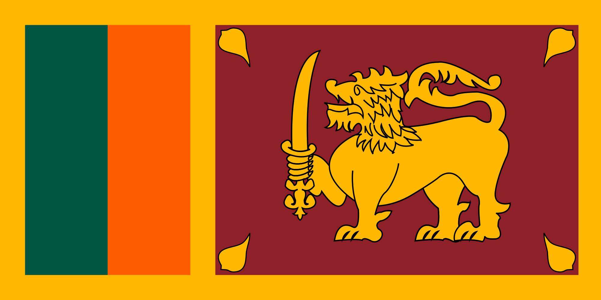 flag of sri lanka-other