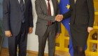 Minister Malik Samarawickrama meets European Union Trade Commissioner in Brussels on 13th March 2017