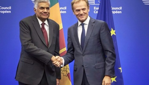 Prime Minister meets European Council President Donald Tusk