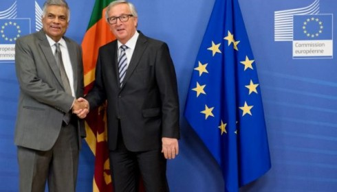 Prime Minister meets European Commission President Jean-Claude Juncker